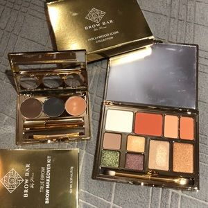 New set  of Brow Bar palettes